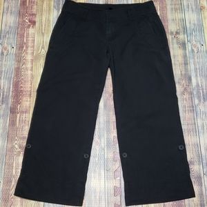The North Face Cropped pants size 4
